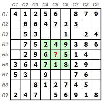 """你知道标准数独的""""唯一数""""解法么?"""